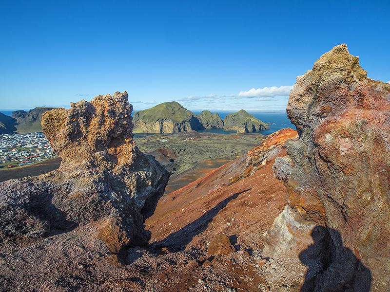 BILFERIE PÅ ISLAND_Bilferien Reykjavik og sørkysten på Island_Besøke Vestmannaeyjar på Island © Din Islandsreise