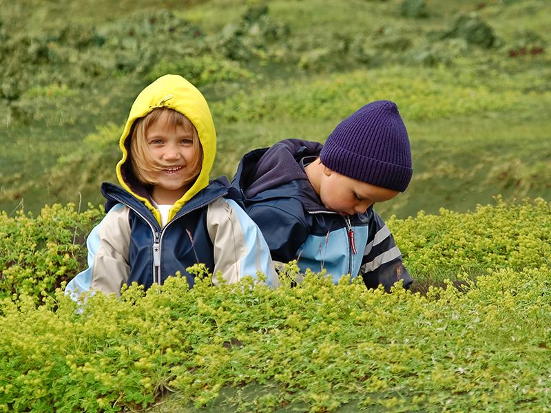 FAMILIEFERIE PÅ ISLAND_Sommerferie på Island med barn © Din Islandsreise