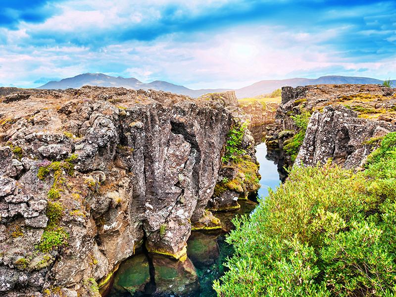 REISER TIL ISLAND OG REYKJAVIK_Opplev Thingvellir med Din Islandsreise © Din Islandsreise