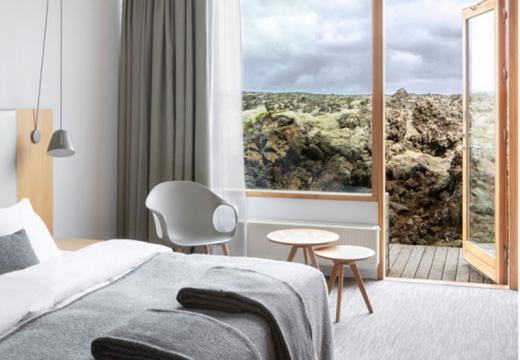 OVERNATTING PÅ ISLAND_Overnatting i Den Blå Lagune © Din Islandsreise