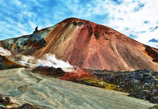 RUNDREISER PÅ ISLAND © Din Islandsreise