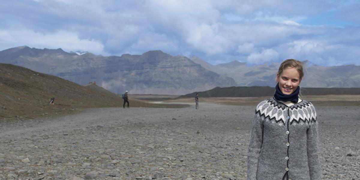 BILFERIE PÅ ISLAND_Bilferie gjennom det vakre Sør-Island_Den populære Islender genser © Din Islandsreise