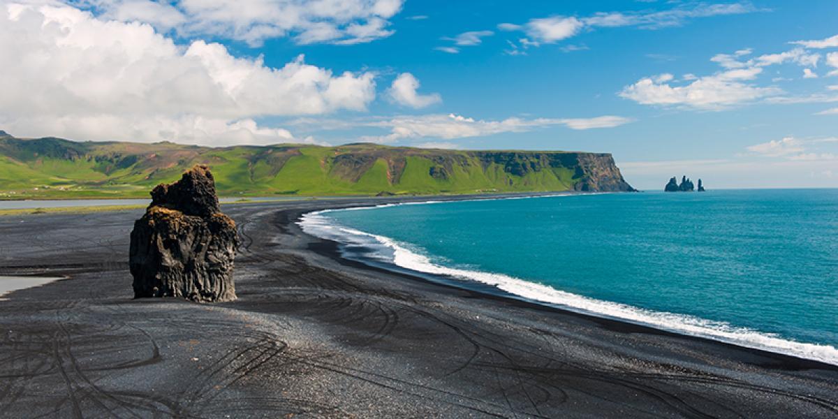 BILFERIE PÅ ISLAND_Bilferie gjennom det vakre Sør-Island_Dyrholaey © Din Islandsreise