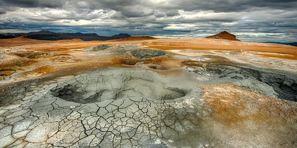 BILFERIE PÅ ISLAND_Kjør Selv ferie rundt Island_Imponerende geotermiske områder © Din Islandsreise
