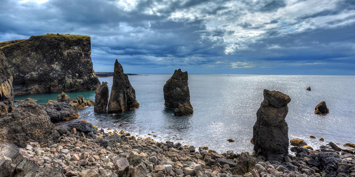 BILFERIE PÅ ISLAND_Sør Vest og høylandet_Vakker natur på Islad © Din Islandsreise