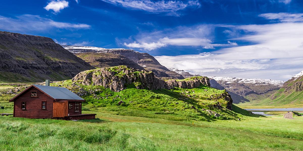 GUIDEDE TURER PÅ ISLAND_Dagsturer fra Reykjavik_Det vakre sørlandet på Island © Din Islandsreise