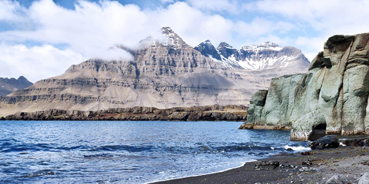 TILBUD PÅ REISER TIL ISLAND_Kjør selv ferie rundt Island_Vakre Godafoss © Din Islandsreise