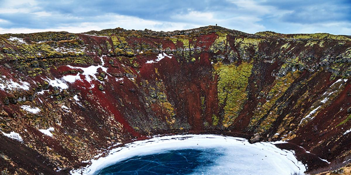 WEEKEND_Reykjavik og Den Gylne Sirkel med guide_Kerid © Din Islandsreise