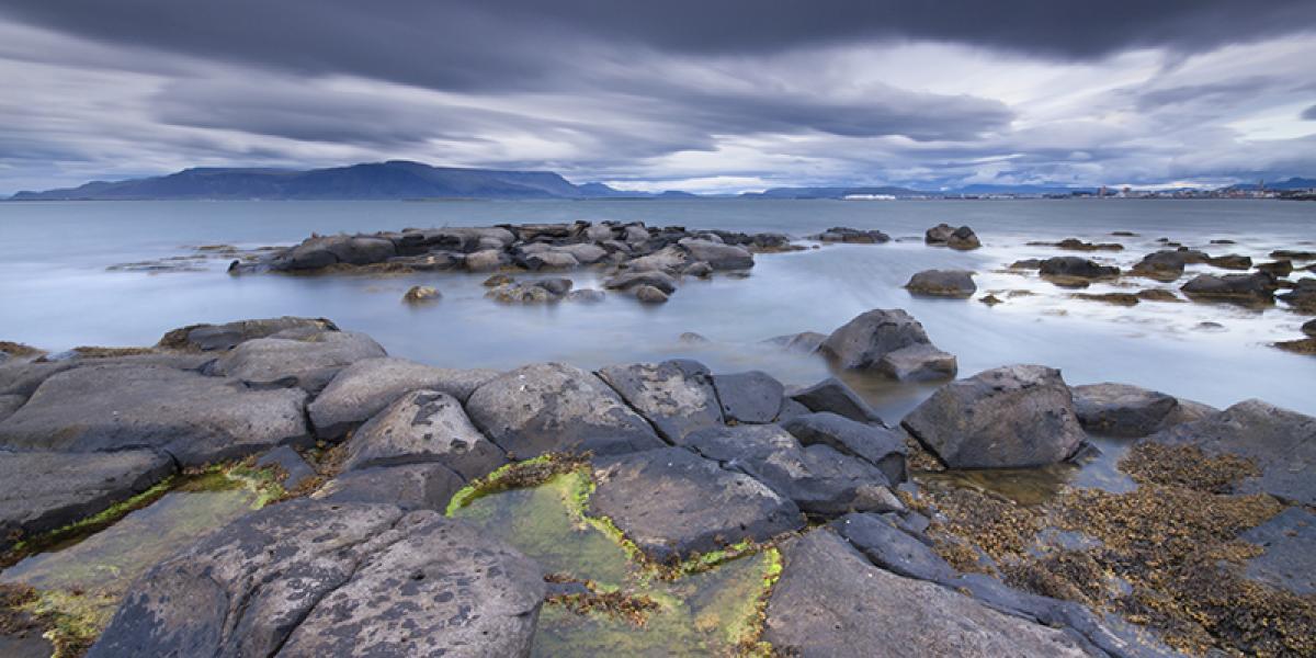 WEEKEND_Reykjavik og Den Gylne Sirkel med leiebil_Kysten ved Reykjavik © Din Islandsreise