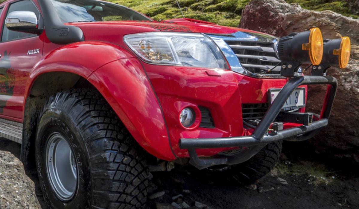 SUPER JEEP TURER PÅ ISLAND_Kjør Selv Super Jeep på Island_Hengill © Din Islandsreise