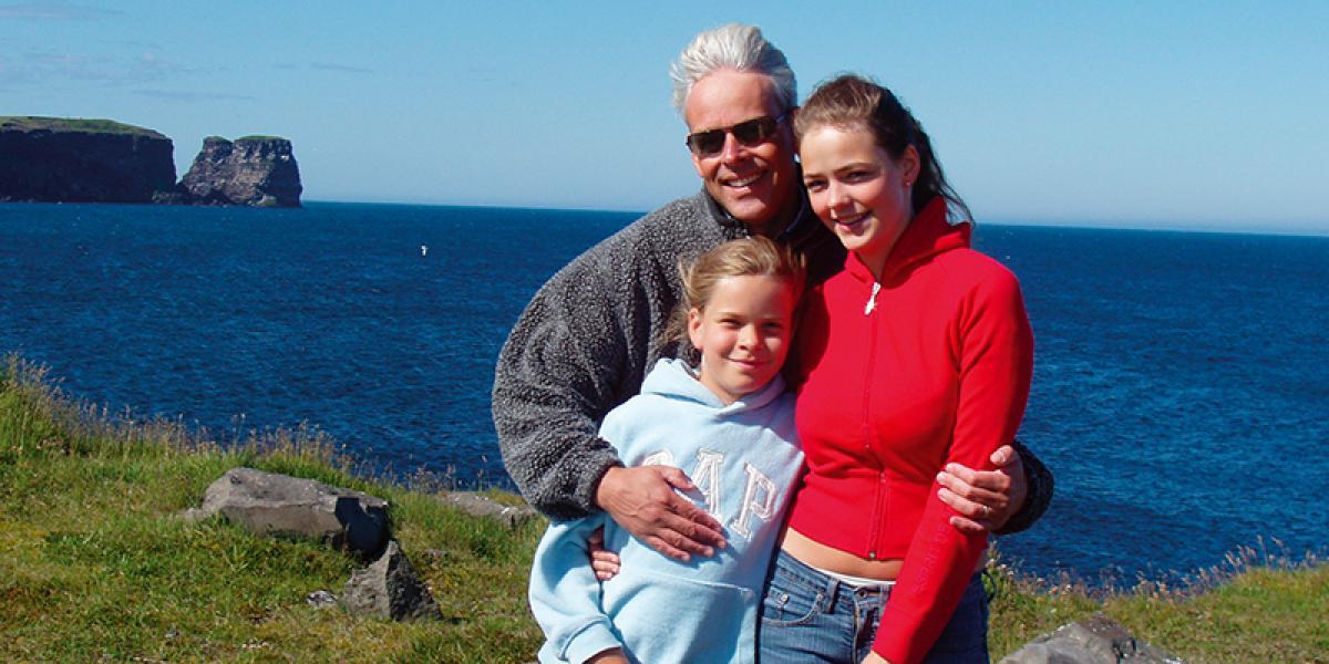 FAMILIEFERIE PÅ ISLAND_Sommerferie på Island med barn_Mye familiekos på sommerferie på Island © Din Islandsreise
